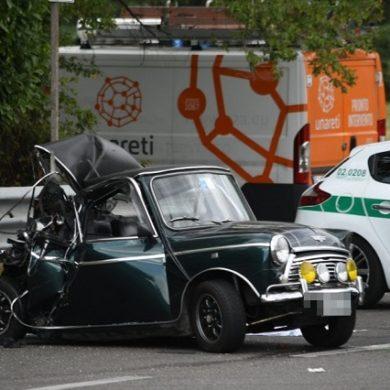 Automobilista peruviano ubriaco ed al cellulare tampona un'auto uccidendo il conducente trentunenne