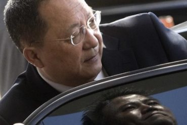 pyongyang ministro esteri minaccia Usa