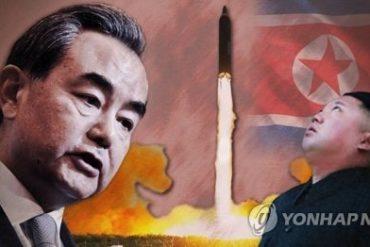 Cina contro Corea del Nord che ha violato risoluzioni ONU