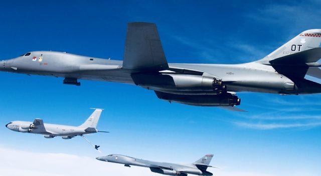 Aerei Da Caccia Corea Del Nord : Pentagono inviati caccia bombardieri sui cieli di