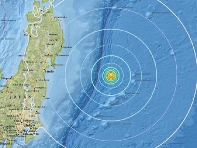 Giappone: la terra trema a largo di Fukushima, colpite anche Vanatu e Nuova Zelanda