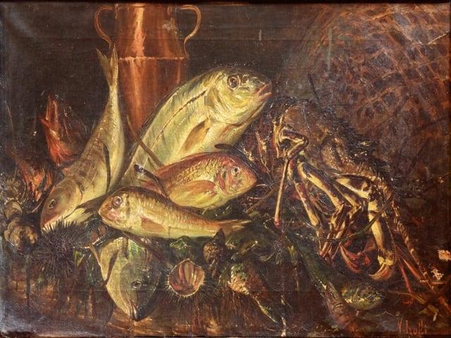 Il pesce a Napoli, la domenica, rappresenta un autentico rito-6