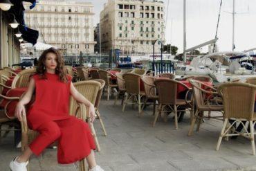Lo stilista Tsang Fan Yu partecipa a Napoli fashion on the road-2