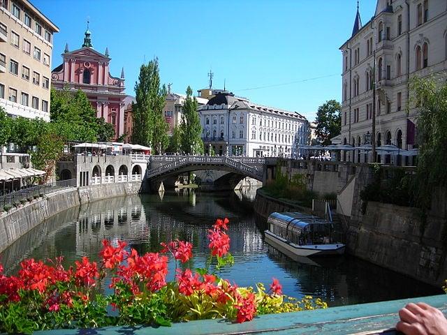 Lubiana, la città immersa nel verde, che rispetta l'ambiente-1