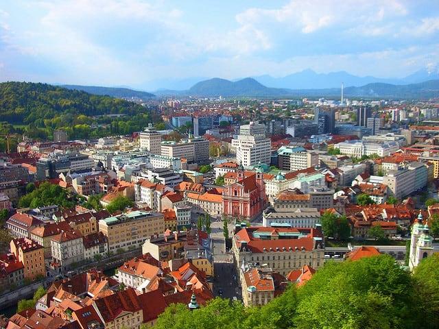 Lubiana, la città immersa nel verde, che rispetta l'ambiente-3