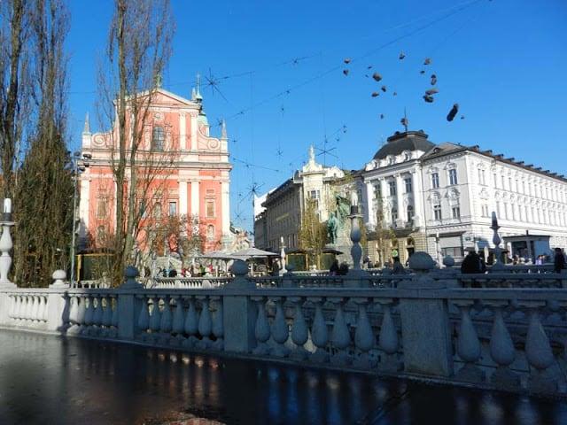 Lubiana, la città immersa nel verde, che rispetta l'ambiente-6
