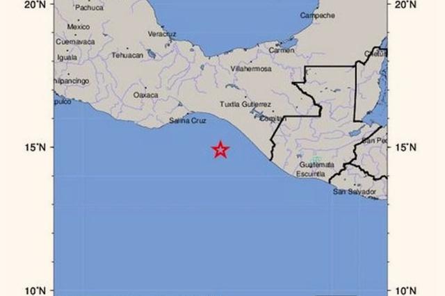 Messico -terremoto