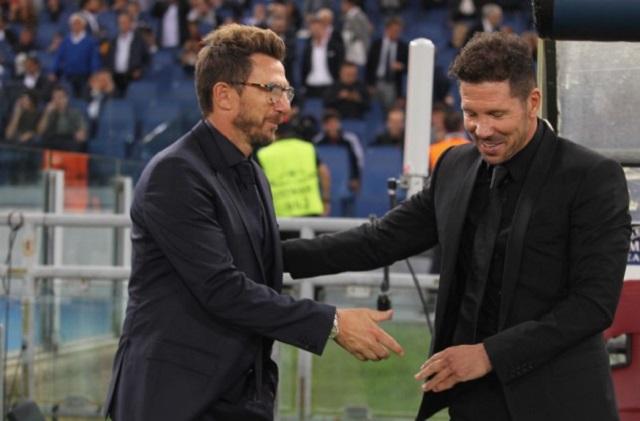Prima di Champions: Pareggio a reti bianche tra Roma e Atletico Madrid