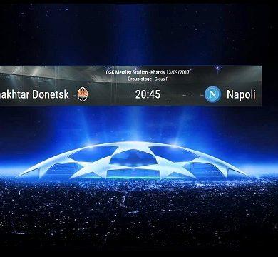Shakthar Donetsk vs Napoli: Sarri medita novità a centrocampo e in attacco