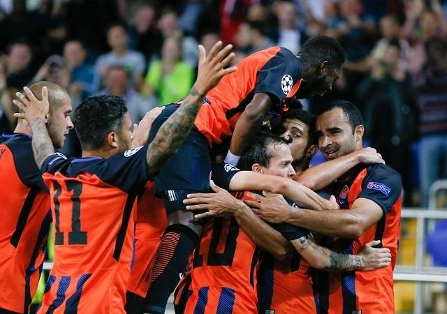 Shakthar vs Napoli termina 2 -1: esordio amaro in Champions per gli azzurri