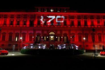 Anniversario Ferrari: settant'anni ma non li dimostra, festa a Maranello
