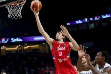 Campionato europeo di Basket: Italia fuori dalla competizione, la Serbia supera gli azzurri 83-67 nei quarti