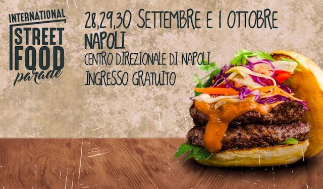 centro direzionale di napoli -street food parade