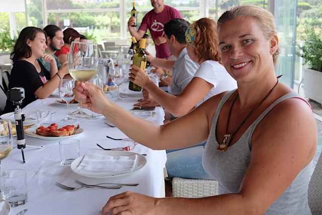malaze -vino del territorio dei campi Flegrei-Lory Marchese