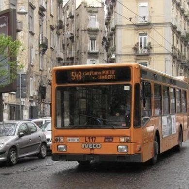 Napoli 6000 revisioni Bus falsificate