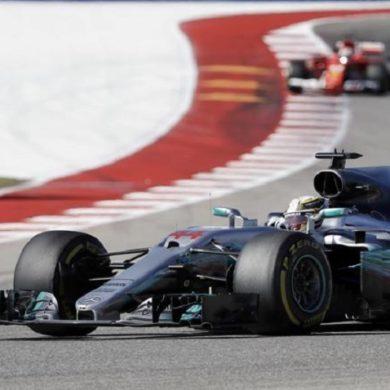 Austin Usa: Hamilton ennesimo successo, Vettel e Raikkonen secondo e terzo; Mercedes sul tetto mondiale