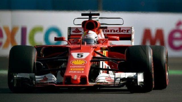 GP del Messico F1: Vettel ha sette vite, sua la pole davanti a Vestappen ed Hamilton
