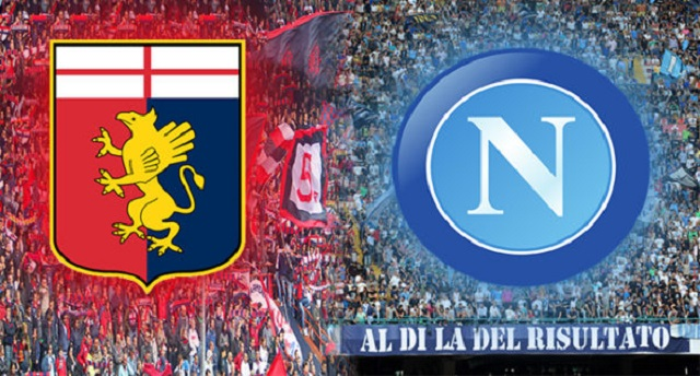 Genoa vs Napoli: turn over in vista