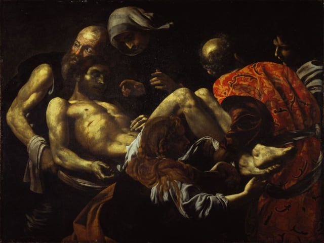 Giovanni Battista Caracciolo, fu detto il Caravaggio napoletano-1
