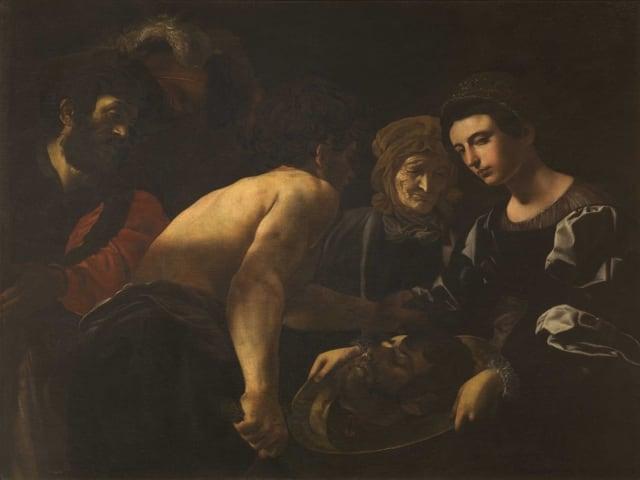 Giovanni Battista Caracciolo, fu detto il Caravaggio napoletano-4