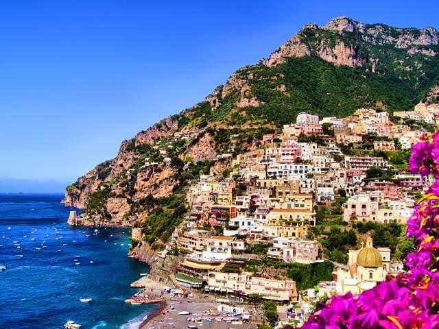 Michael Hoffman, regista americano, in costiera Amalfitana gira ultime scene film vita Gore Vidal-6