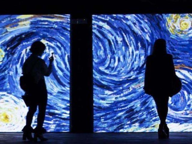 Mostra multimediale su Van Gogh -1
