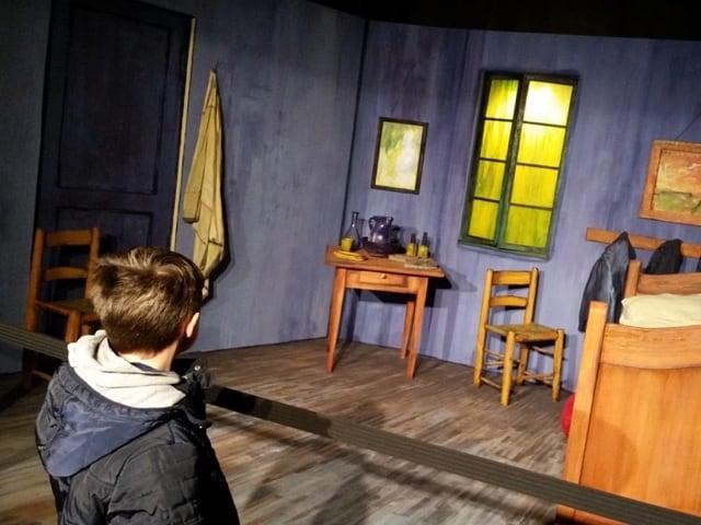 Mostra multimediale su Van Gogh -2