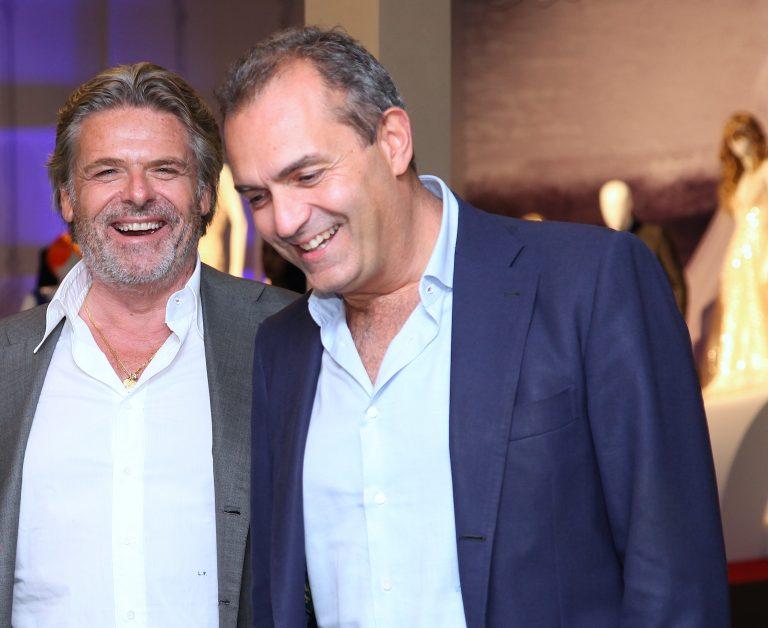 Tutto sposi - Lino Ferrara e il Sindaco Luigi de Magistris