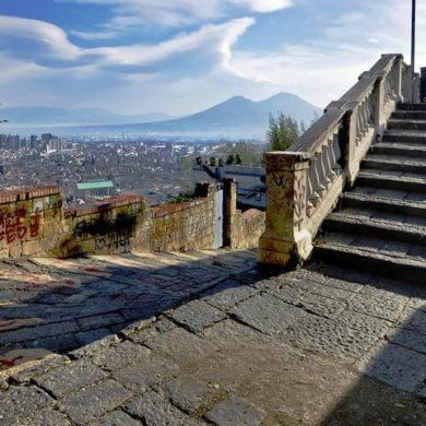 XIV Giornata Nazionale Trekking Urbano Napoli 2017 dedicata misteri e leggende-1