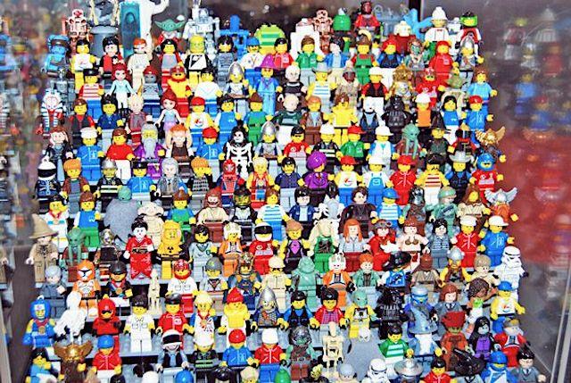 Brick Live Lego fans a Napoli Mostra d'Oltremare per la prima volta