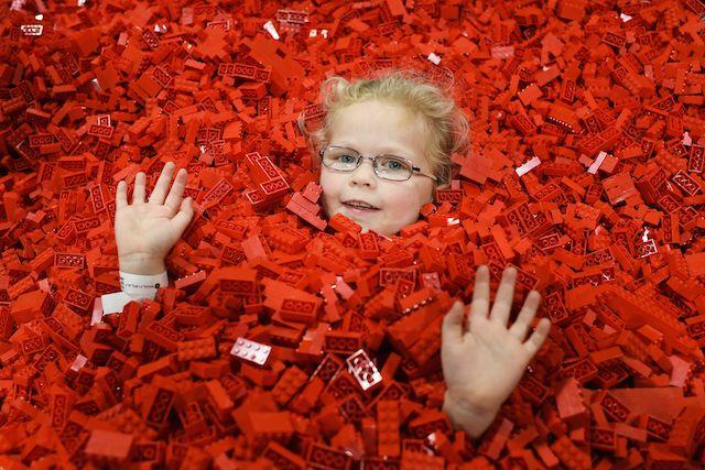 Brick Live Lego fans a Napoli Mostra d'Oltremare