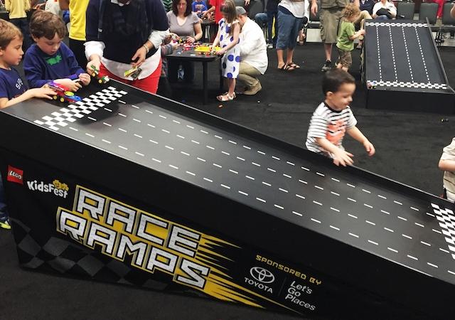 Brick live - RACERAMPS