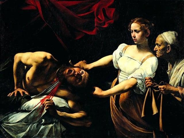 Caravaggio ed il rock. 5 opere del pittore accostate a 5 celebri brani rock-3