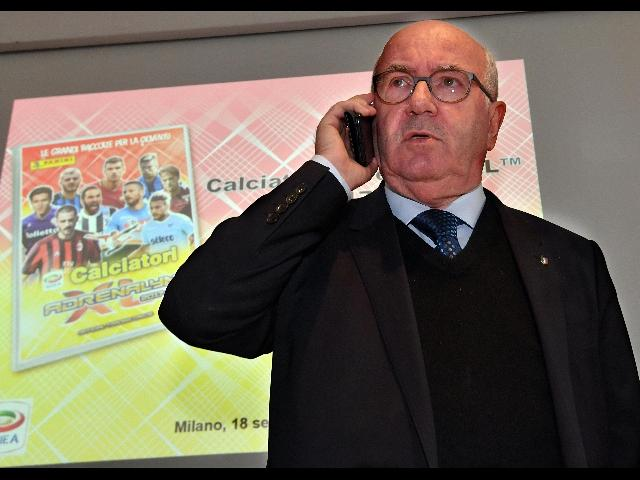 Il presidente Tavecchio ha rassegnato le proprie dimissioni-2