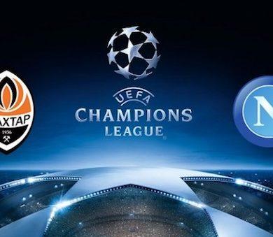 Napoli vs Shakhtar Donetsk