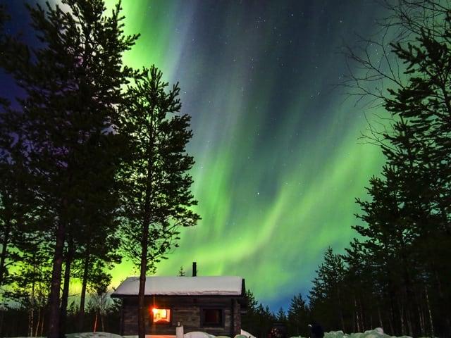 Natale tra laghi, foreste e Santa Claus, nella meravigliosa Lapponia-1