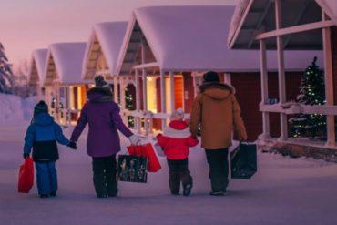 Natale tra laghi, foreste e Santa Claus, nella meravigliosa Lapponia-3