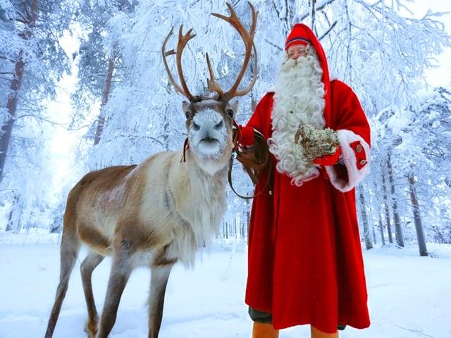 Natale tra laghi, foreste e Santa Claus, nella meravigliosa Lapponia-4