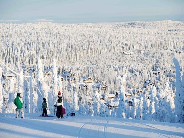 Natale tra laghi, foreste e Santa Claus, nella meravigliosa Lapponia-6