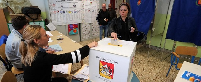 Regionali in Sicilia: exit poll danno Musemuci come più votato, sconfitto Pd