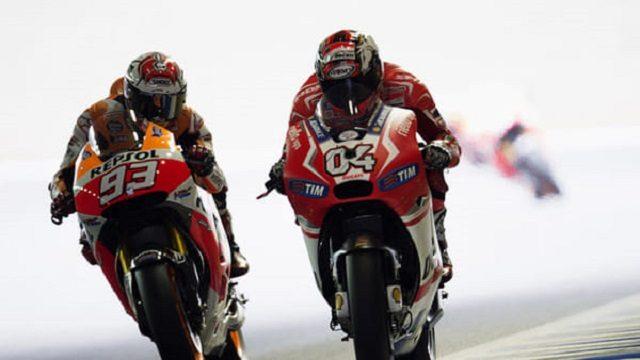 Valencia ultima e decisiva tappa del Motomondiale 2017, Marquez pregusta già la vittoria, ma.......