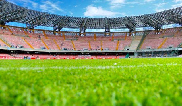 big match del San Paolo