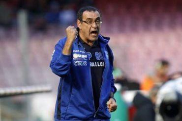 sfida Sarri vs Montella