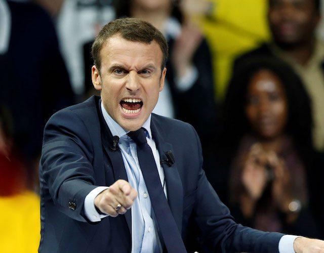 Gerusalemme Macron noa approva la decisione di Trump