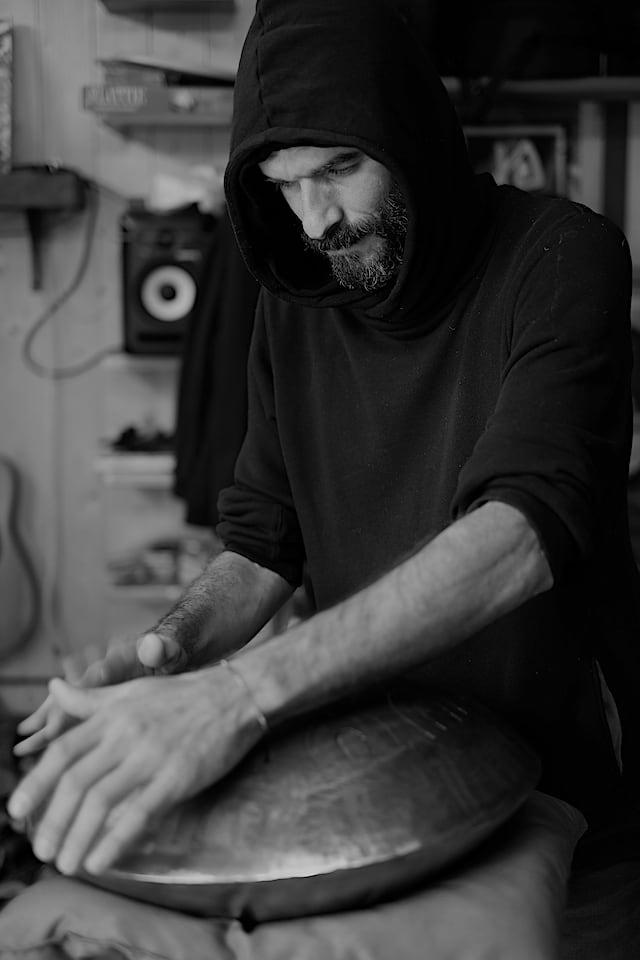 Healing Drum Made in Italy: Incontro con Marco e Massimo Tirino-1