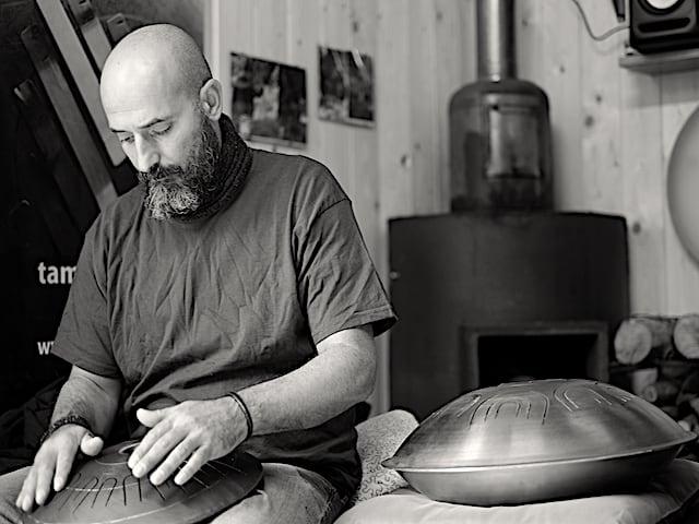 Healing Drum Made in Italy: Incontro con Marco e Massimo Tirino-3