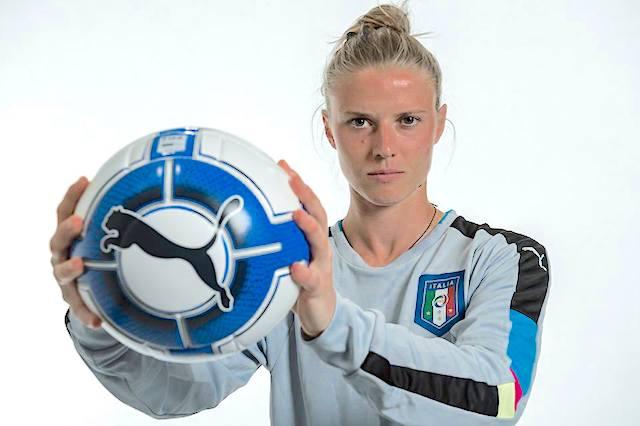 nazionale italiana calcio femminile