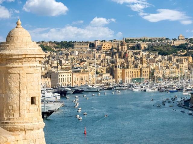 Isola di Malta- La Valletta capitale europea della Cultura 2018-1