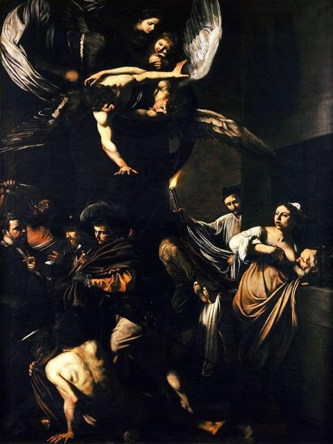 Le Sette Opere di Misericordia del Caravaggio racchiudono lo spirito partenopeo-1