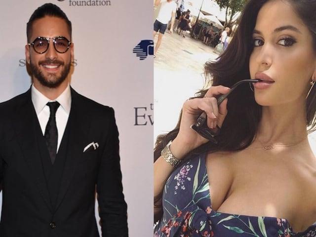 Maluma fidanzato con la modella Natalia Barulich, sembra una cosa seria-1